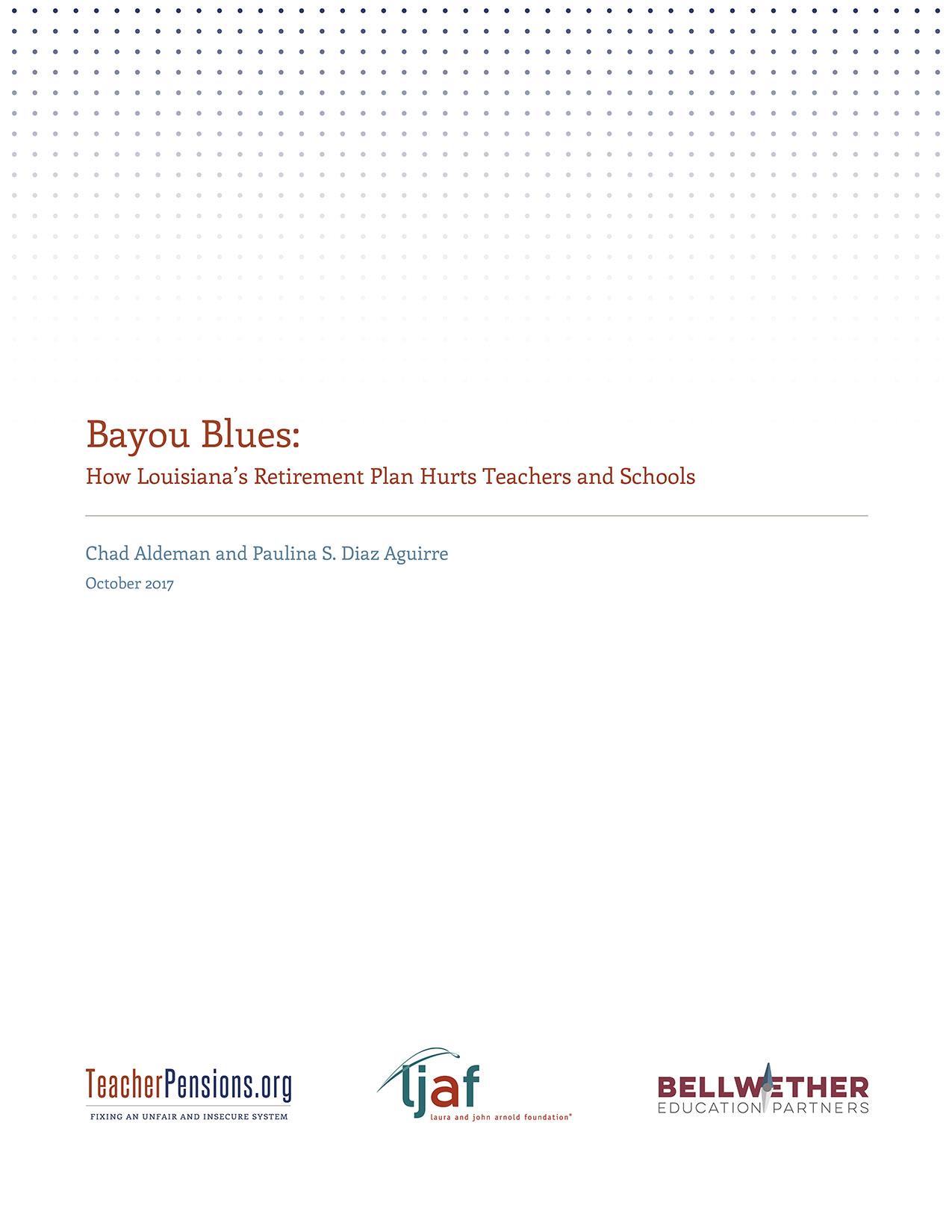Bayou Blue cover image